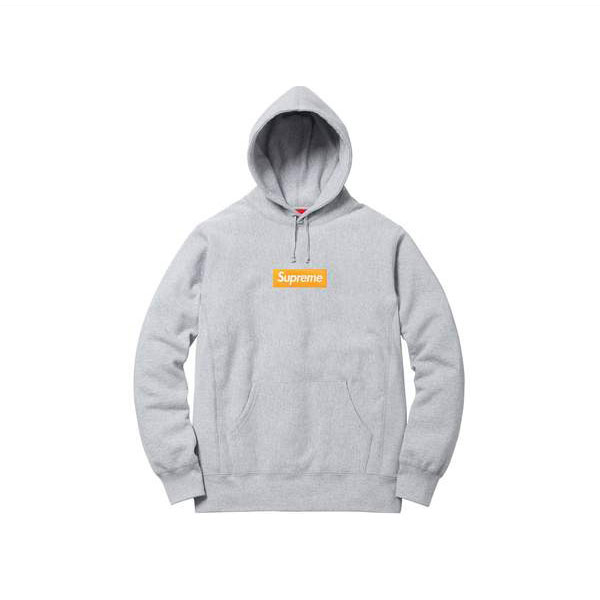 Box Logo Hooded Sweatshirt
