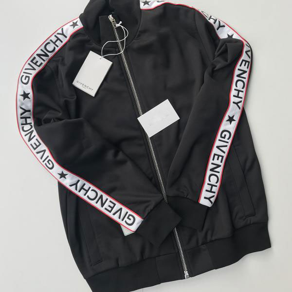 Zip Up Logo Track Jacket