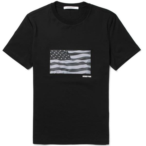 Cuban Fit Flag T Shirt