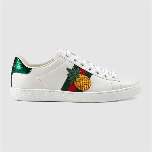Ace embroidered sneaker