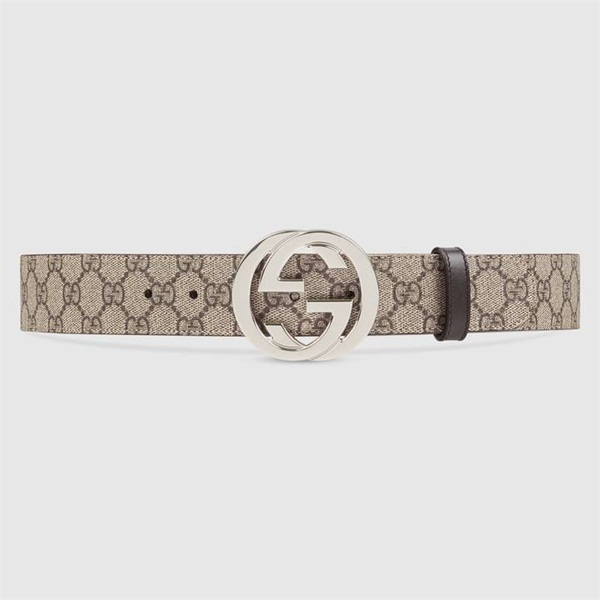 GG Supreme belt with G buckle