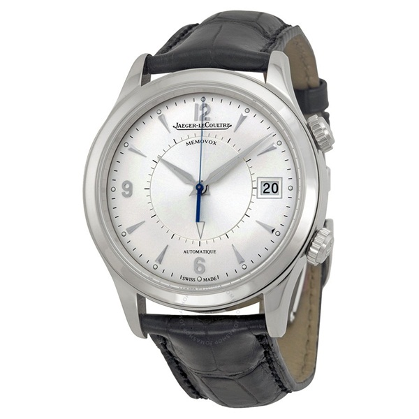 Master Memovox Automatic Silver Dial Men s Watch
