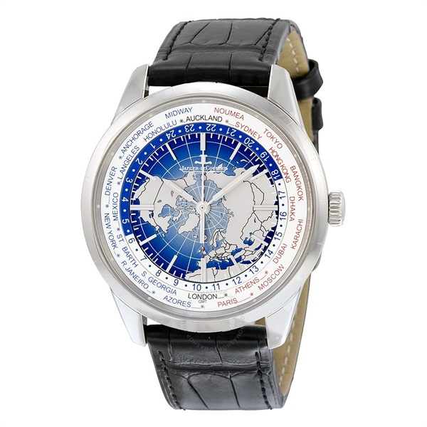 Geophysic Universal Time Automatic Men s Watch